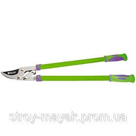 Сучкорез 750 мм, с прямым лезвием, режущий механизм, усиленное лезвие, двухкомпонентные ручки, PALISAD