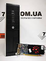 Компьютер HP SFF-DT, Intel Core i3-3220 3.3ГГц, ОЗУ 6ГБ, HDD 250ГБ, Radeon HD7570 1GB DDR5, фото 1