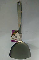 Лопатка из нержавеющей стали Benson BN-261   столовые приборы   кухонные принадлежности из нержавейки, фото 1