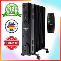 Масляный обогреватель Германия Camry CR 7810 LED с дистанционным управлением