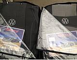 Авточохли Фольксваген Поло 5 від 2009 - Volkswagen Polo V Від 2009 - цілий, фото 2