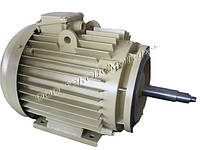 Электродвигатель многоскоростной со встроенным электромагнитным тормозом