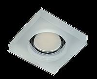 Светильник встраиваемый с LED подсветкой Citilux S CHR/MT MR-16