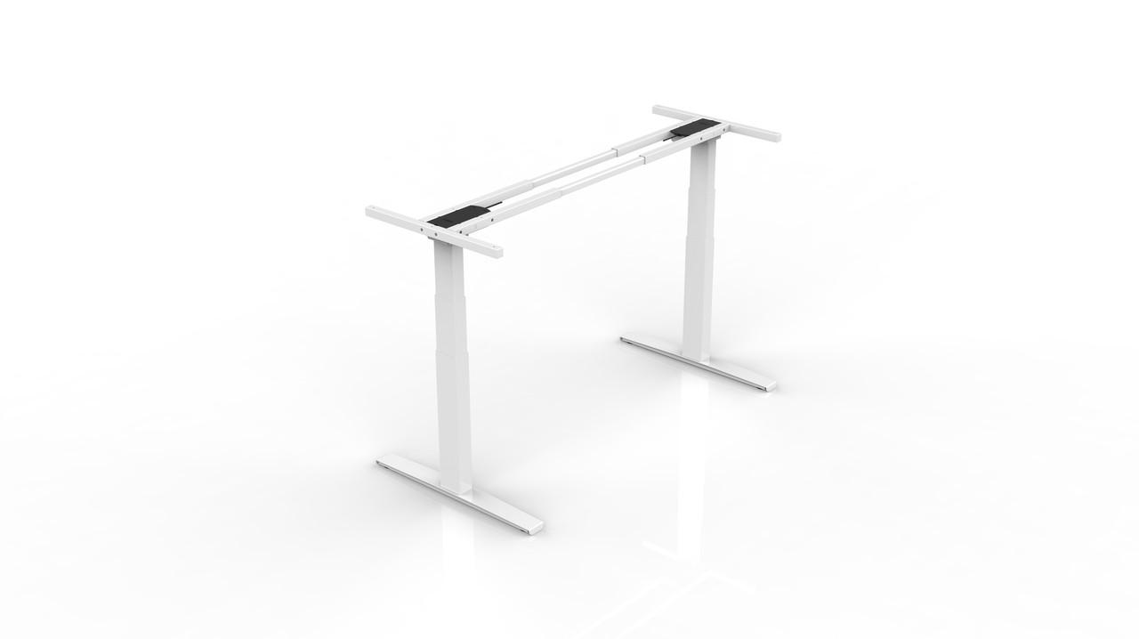 Стол для работы стоя и сидя регулируемый по высоте электроприводом Kaidi RE650S (W,B)