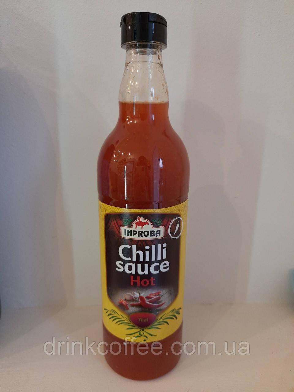 Соус Inproba Chilli Sauce Hot 700мл