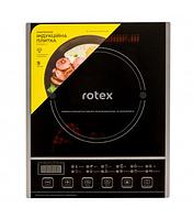 Электроплита Rotex RIO 220-G индукционная   Плита электрическая Ротекс, фото 1