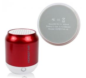 Портативная Bluetooth колонка Hopestar H8 Красный, фото 2