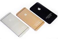 Внешний аккумулятор Power Bank iPhone 16000 mAh черный | Power bank | зарядное устройство | павербанк, фото 1