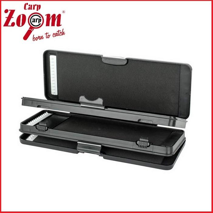Коробка-поводочница Carp Zoom Plastic Stiff Rig Wallet
