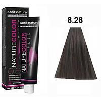Безаміачна крем-фарба для волосся Abril et Nature Nature Color Plex 8.28 Світло-русявий ирисово-перламутровий 120 мл