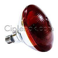 Лампа инфракрасная BR38 100 Вт красн. окраш. LO
