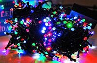 Гирлянда 400LED (ЧП) 28м Микс (RD-7136), Новогодняя бахрама, Светодиодная гирлянда, Уличная гирлянда, фото 1