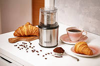 Кофемолка-мельница электрическая электрокофемолка для дома Camry CR 4444