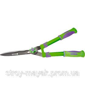 Кусторез 580 мм, волнистые лезвия, двухкомпонентные ручки, PALISAD
