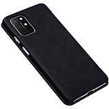 Nillkin Oneplus 8T Qin leather Black case Кожаный Чехол Книжка, фото 3