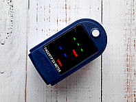 Пульсоксиметр (измеритель пульса и кислорода) электронный Fingertip Pulse Oximeter LYG-88