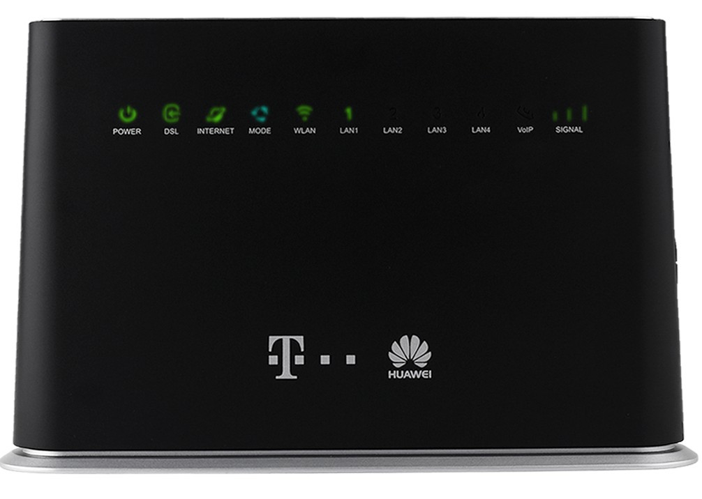 4G роутер Huawei HA35 black