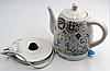 Электрочайник керамический DOMOTEC MS-5053 | электрический чайник