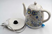 Электрочайник керамический DOMOTEC MS-5053 | электрический чайник, фото 1