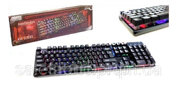 Клавиатура проводная KEYBOARD