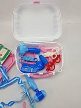 Детский игровой набор Доктор (Розовый)