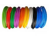 PLA Пластик для 3D ручки (16 цветов по 10 метров), фото 2