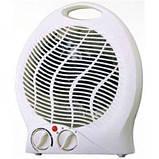 Ветродуйка тепловентилятор 2000 Вт, фото 5
