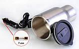 Термокружка автомобильная с подогревом, фото 2