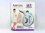 Ручной отпариватель для одежды Aврора, фото 4