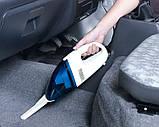 Пылесос для авто CAR VACUM CLEANER, автопилесос, фото 3