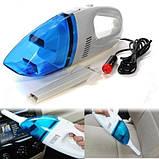 Пылесос для авто CAR VACUM CLEANER, автопилесос, фото 5