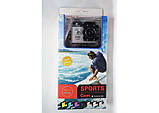 Экшн камера A7 Sport Аквабокс,Крепление на руль,шлем,защита gopro, фото 7