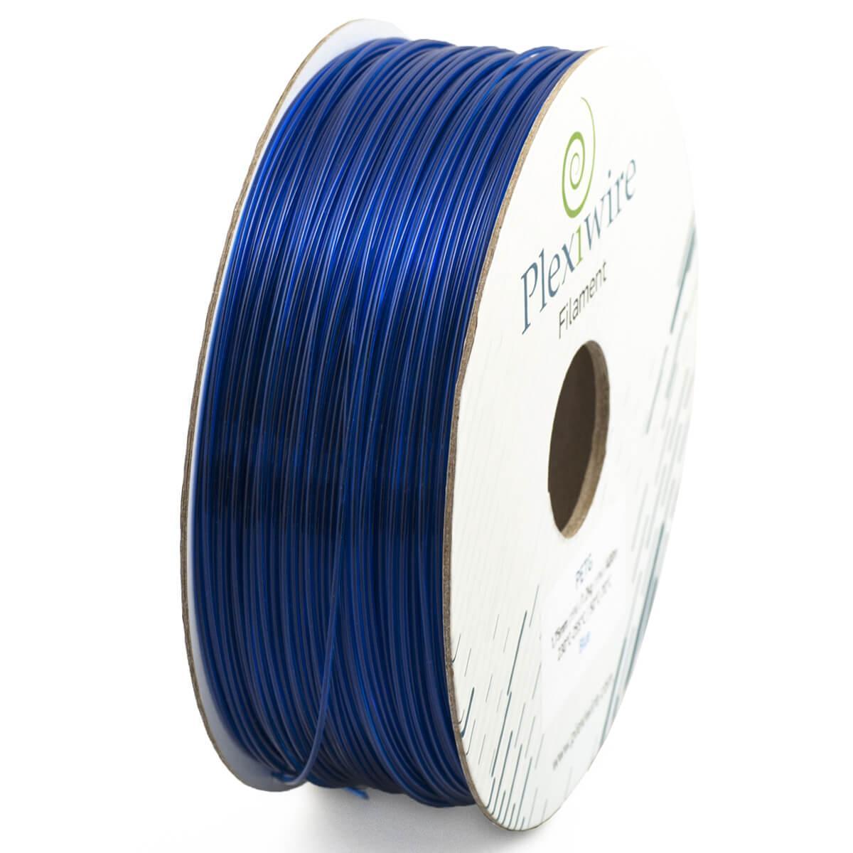 PETG пластик для 3D принтера Синій 1,75 мм (300 м / 0.9 кг)