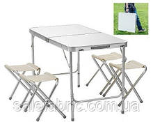 Стол Складной Для Пикника + 4 стула