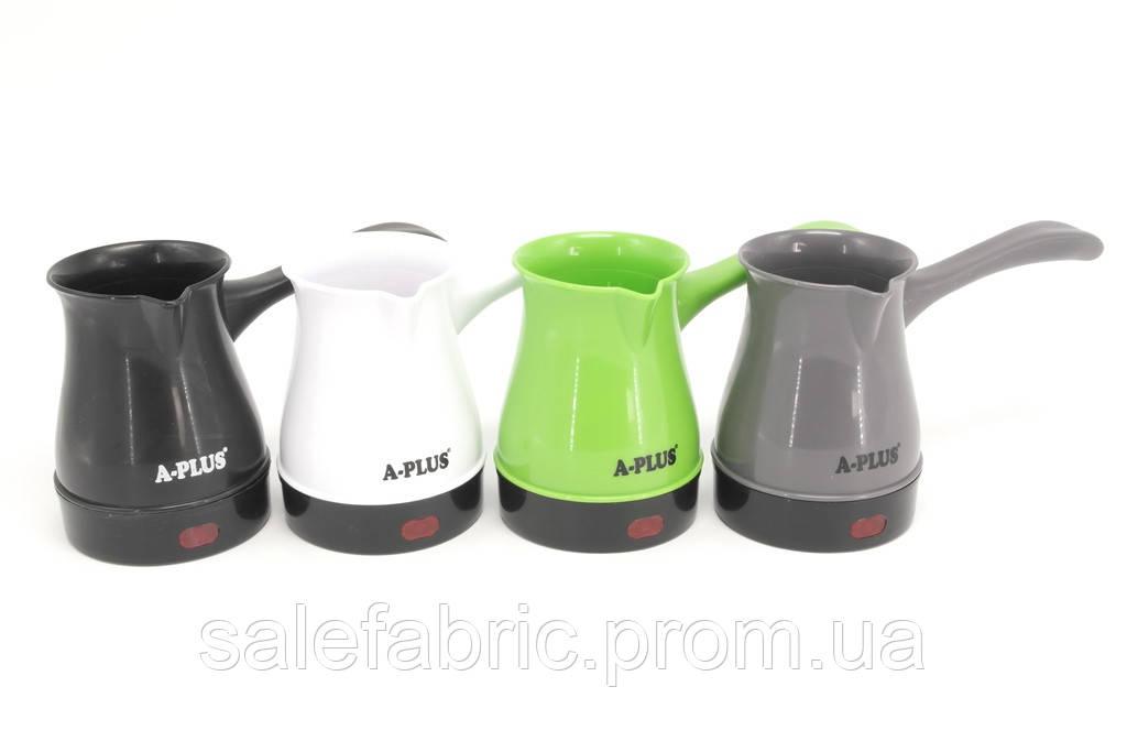 Электрическая кофеварка, турка 600 Вт