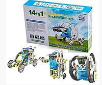 Конструктор Solar Robot робот 14 в 1, фото 1
