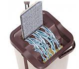 Швабра с отжимом Scratch Cleaning Mop большое, фото 4