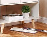 Швабра с отжимом Scratch Cleaning Mop большое, фото 8