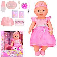 Кукла-пупс сестра Беби Борна, 9 функций. 8006-472