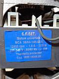 Двигатель Indesit MCA 38/64-148/AD8.  160016209.00 Б/У, фото 5