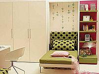 Шкаф-кровать-трансформер для детской или кабинета