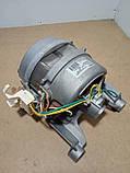 Двигун Zanussi WU126U35E01 155236400 0016197400 Б/У, фото 4