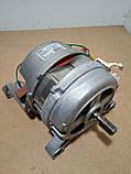 Двигун Zanussi WU126U35E01 155236400 0016197400 Б/У, фото 3