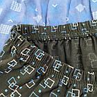 Мужские семейные трусы ДИПЛОМАТ, premium 100% хлопок, ростовка L-XL-XXL-XXXL, темное ассорти, 20032173, фото 4