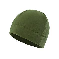 Шапка флисовая Lesko Y054 Green L мужская