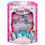 Twisty Petz Набір браслети, намисто мишка, кенгуру і вихованець-сюрприз Three Pack Mouse, Kangaroo Surprise and, фото 5
