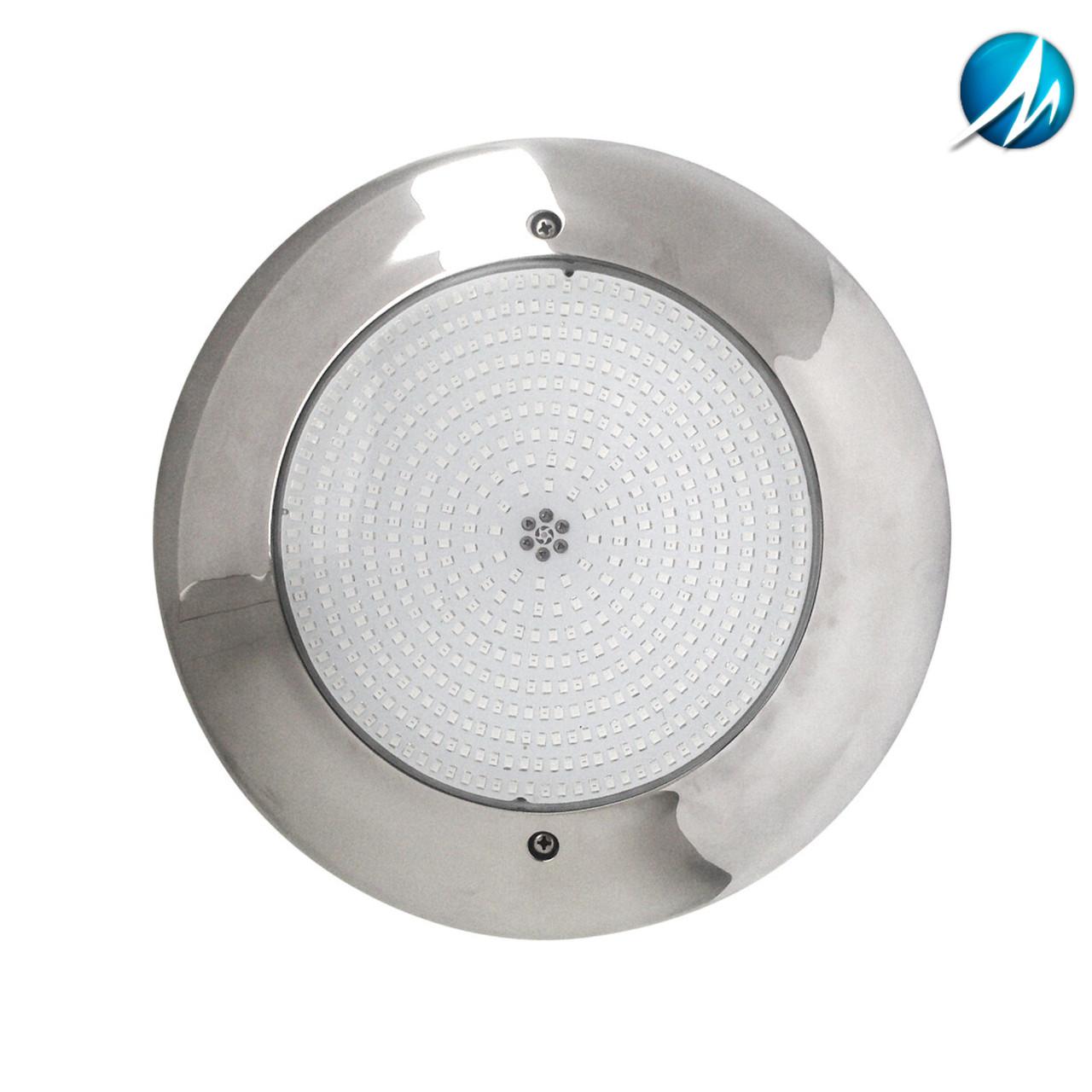 Прожектор светодиодный Aquaviva HT201S 546LED (33 Вт) White стальной