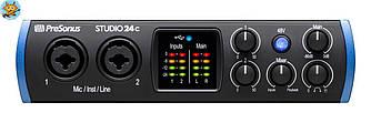 Аудиоинтерфейс Presonus Studio 24c USB 2х2