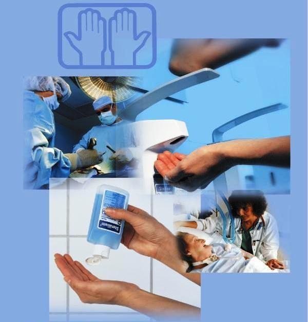 Антисептики для рук и кожи