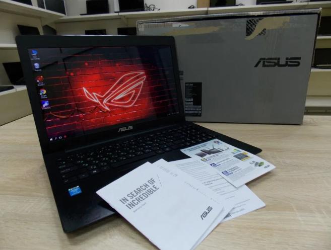 Мощный Ноутбук ASUS X553M +Весь комплект+Гарантия